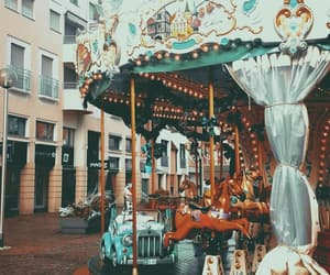 automne, carrousel, and alsace image