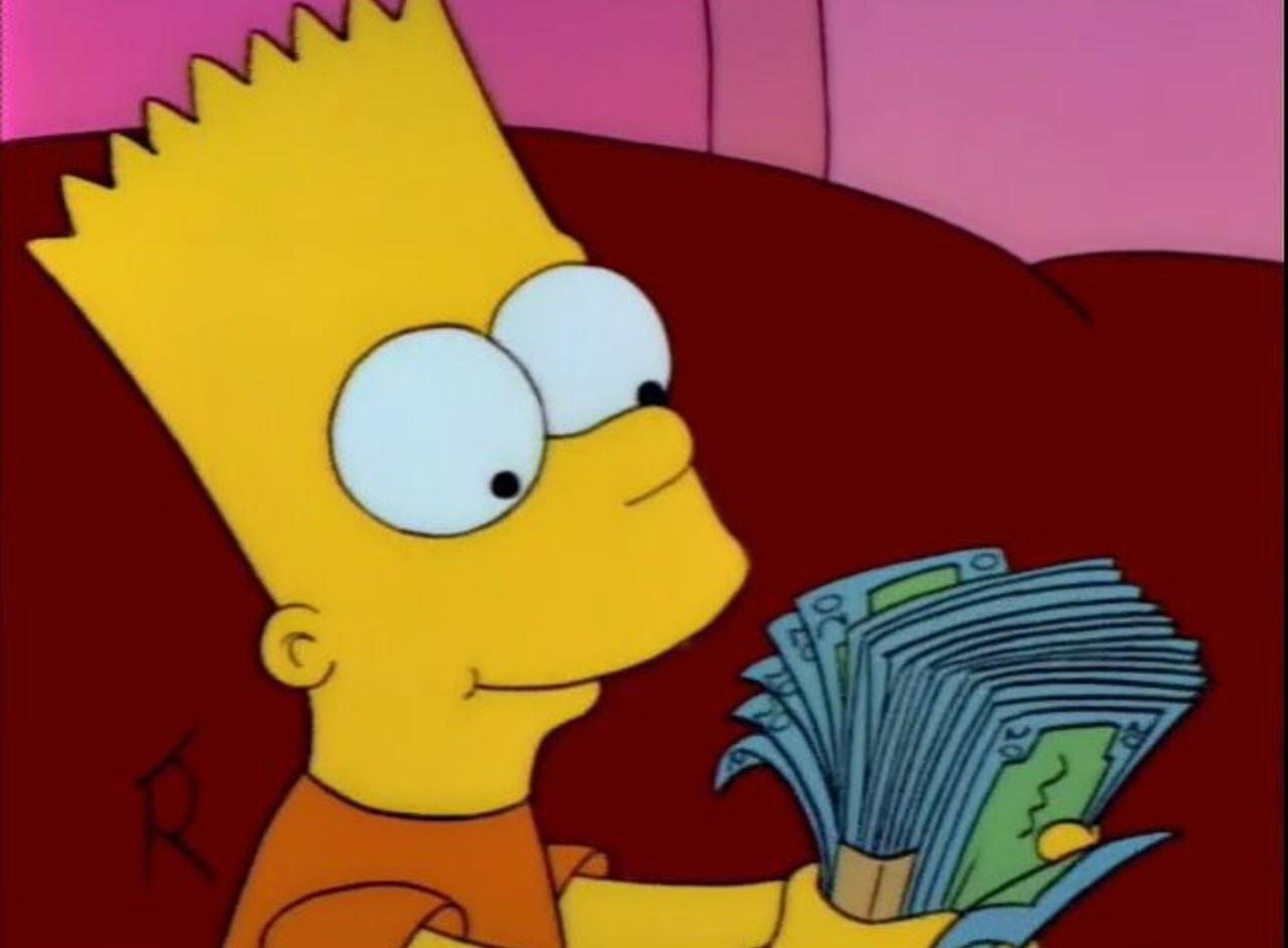 Le sosie de Bart Simpsons Original