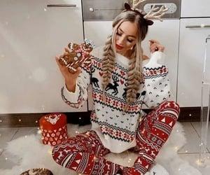 christmas, fashion, and girly image
