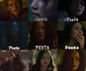 always, together, and peeta image