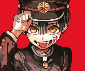 anime, hanako-kun, and jibaku shounen hanako-kun image