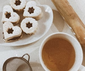 biscuits, Cookies, and romantic image