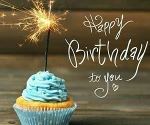 birthday, happy birthday, and wish image