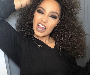little mix, curly hair, and leigh anne pinnock image