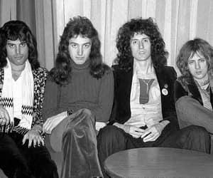 70s, rock, and Freddie Mercury image