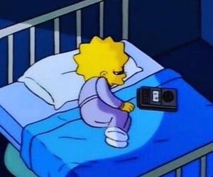 sad, lisa simpson, and the simpsons image