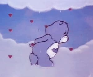 2000s, care bears, and pastel image
