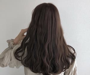 aesthetic and hair image