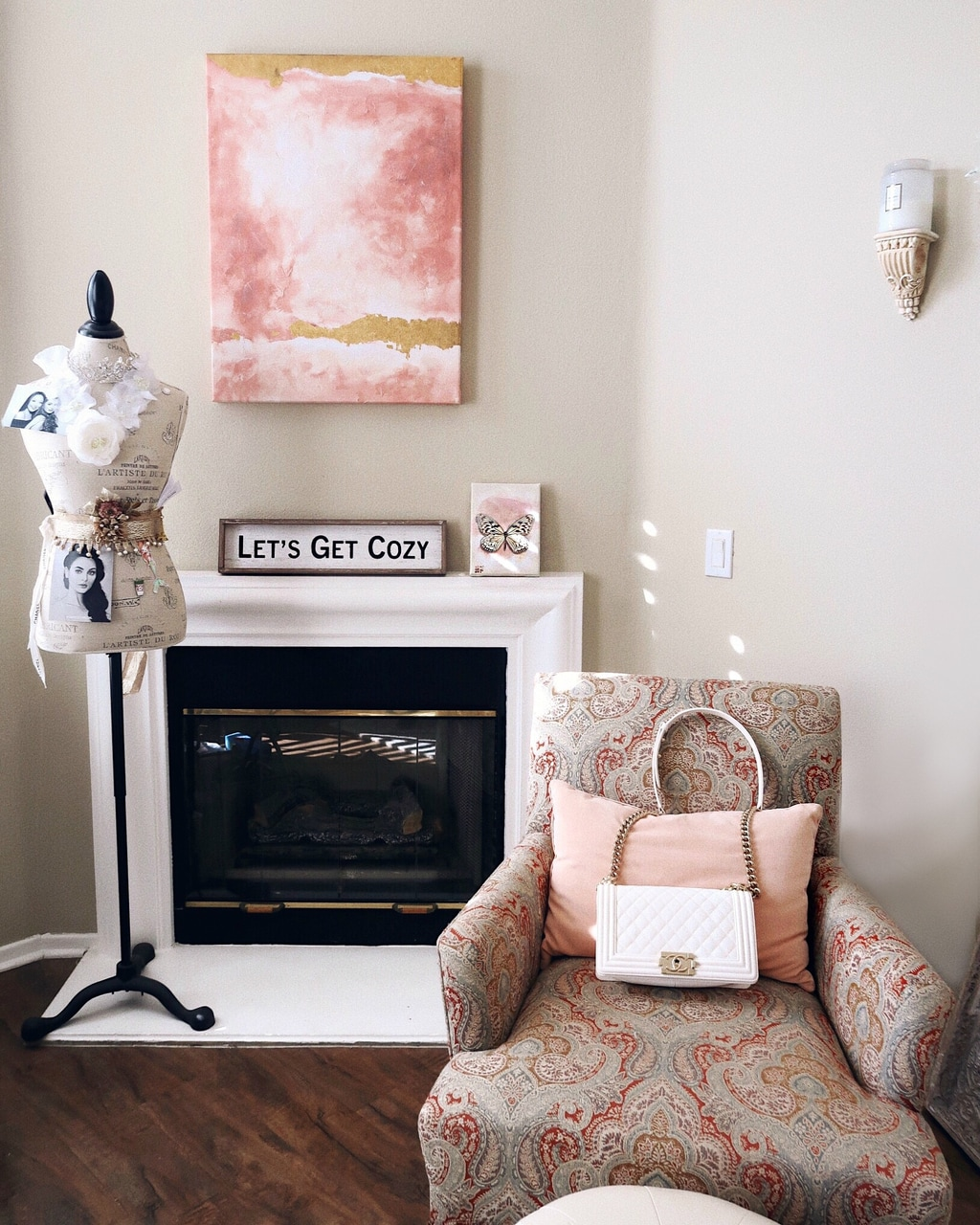 Girly Cozy Decor Shared By Jackie Wyers On We Heart It
