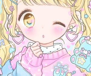 anime, cartoon, and cute baby image