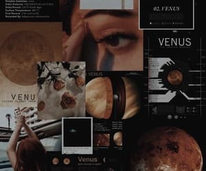 wallpaper, Venus, and aesthetic image