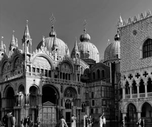 aesthetic, architecture, and b&w image
