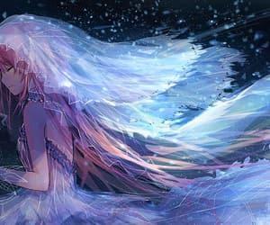anime, art, and magic image