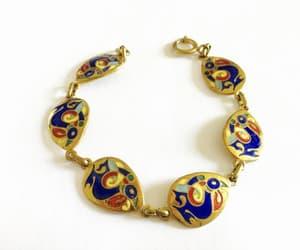 art deco, dublin, and vintage bracelet image