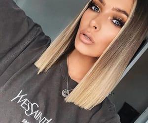 blush, gorgeous girly, and eyes image