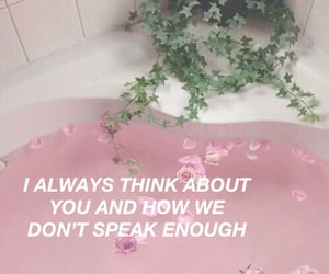 aesthetic, Lyrics, and pink image