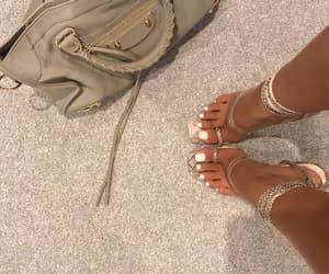 heels, fashion, and glam image