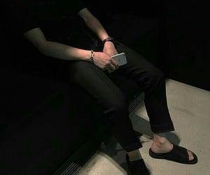 OC, min yoongi, and aesthetic image