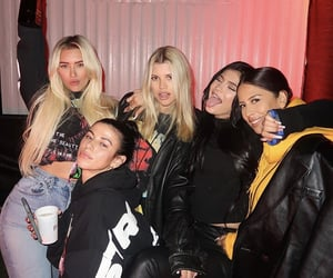 kylie jenner, girls, and sofia richie image