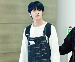 JYP, skz, and jeongin image