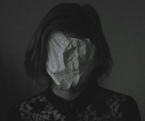 black, art, and dark image