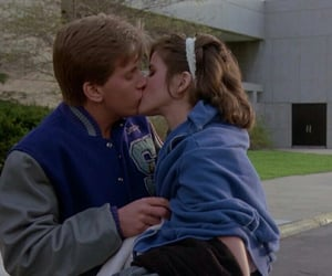 The Breakfast Club, 80s, and couple image
