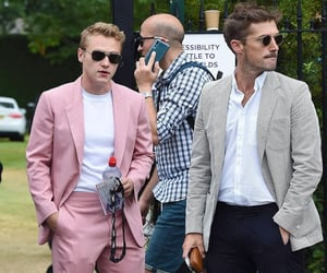 actor, ben hardy, and gwilym lee image