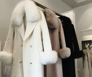 coat, fashion, and vogue image