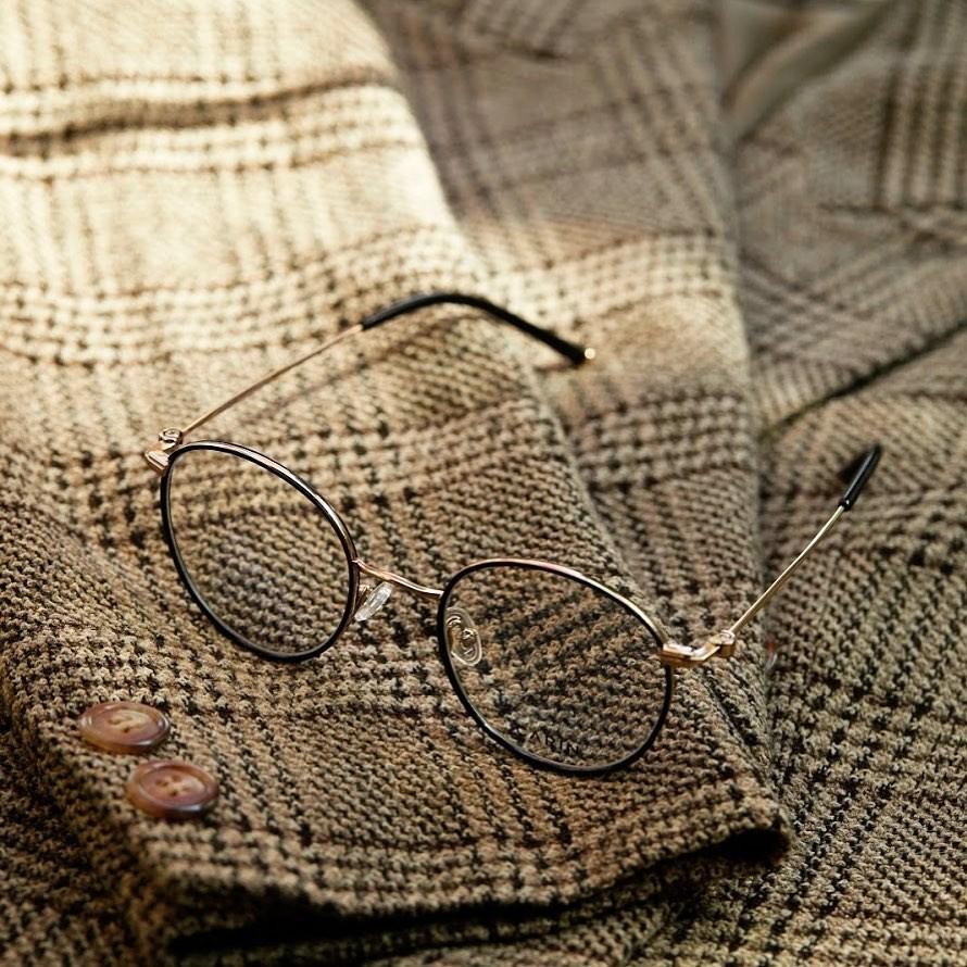 classic, fashion, and glasses image