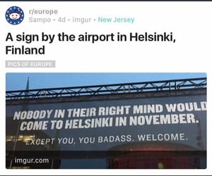 finland, funny, and memesbts image