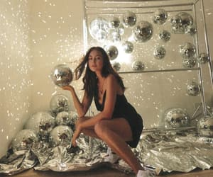 cool, discoball, and photography image