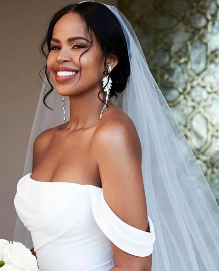 beautiful, bride, and wedding image