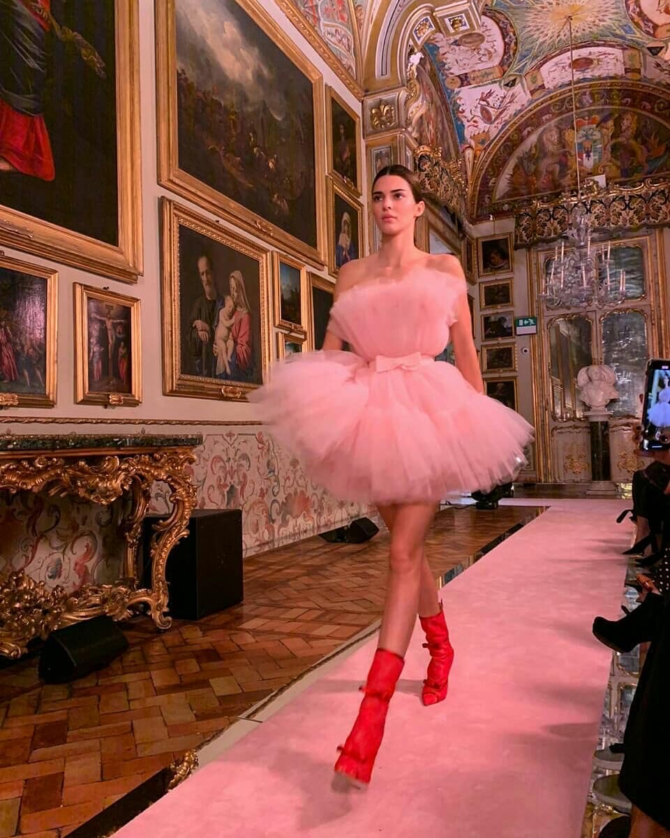 article, catwalk, and Couture image