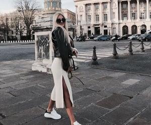 fashion, city, and street image
