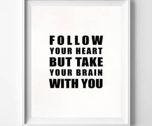 etsy, follow your heart, and poster image