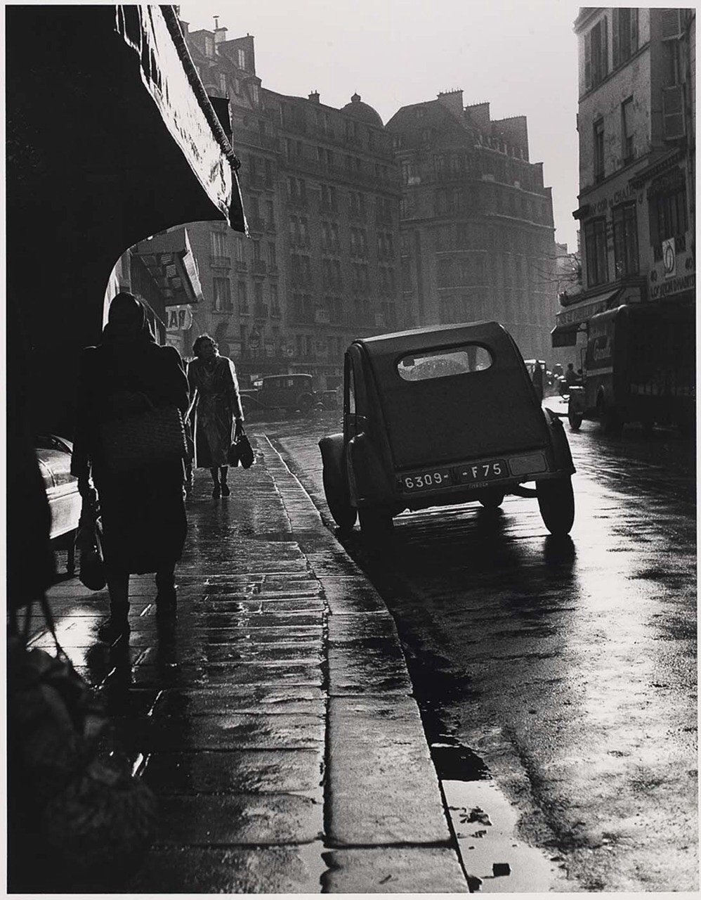 Firsttimeuser Rue Des Plantes Paris France 1950 S By