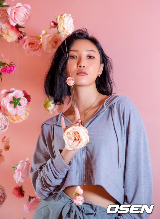 flowers, grey, and korean image