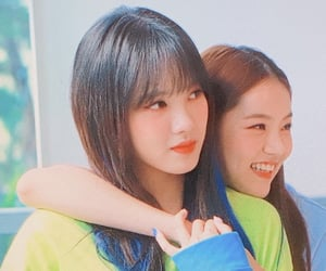 lena, soso, and gwsn image
