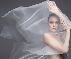 photographic art, trickery, and angelina jolie pitt image