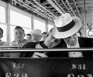 vivian maier, black and white, and photography image