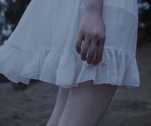 dark, pale, and white image
