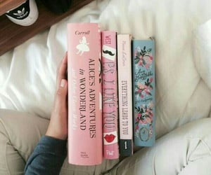 book and pink image