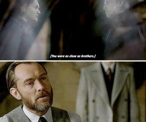 albus dumbledore, harry potter, and magic image