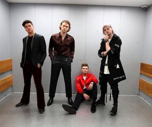 afi, band, and boys image