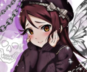 aesthetic, cyber, and lovelive image