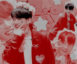 kpopedit, jeonjungkook, and cuteedit image