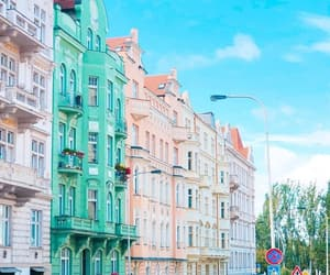 buildings, candycolors, and colorful image