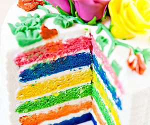 colorful, colors, and eat image