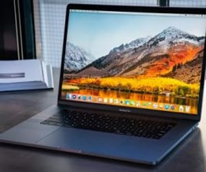 apple, macbook air, and macbook pro image