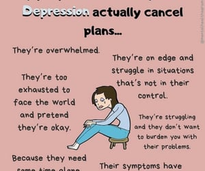 anxiety, depressed, and mental health issues image